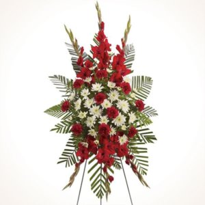 Sympathy Sprays, Wreaths & Crosses